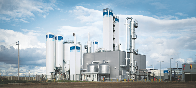 Modular air separation plants | Linde Engineering
