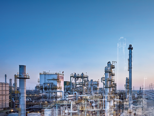 HyCO and ammonia plant built by Linde Engineering in Al-Jubail, Saudi Arabia