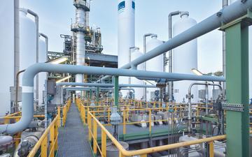 Process plants | Linde Engineering