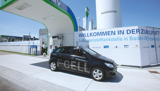 Linde Engineering: Power boost for fueling stations with liquid H2.