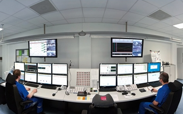 Linde PLANTSERV performance and efficiency, asset health check Remote Operations Center (ROC) Leuna