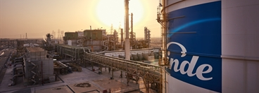 Hydrogen and Synthesis gas plant, Al Jubail, Saudi Arabia. Photoshoot: October 2016, picture taken by Torsten Proß, Jürgen Jeibmann Photographik