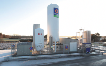 LNG fueling stations | Linde Engineering