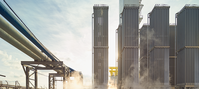 The LINDE PLANTSERV® team supports on revamp projects for air separation units (ASUs).